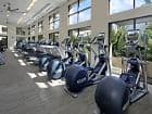 Interior view of Fitness Center at Sausalito - Villas at Playa Vista Apartment Homes in Los Angeles, CA.