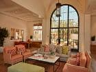 Interior view of Leasing Center at The Enclave at South Coast Apartment Homes in Costa Mesa, CA.