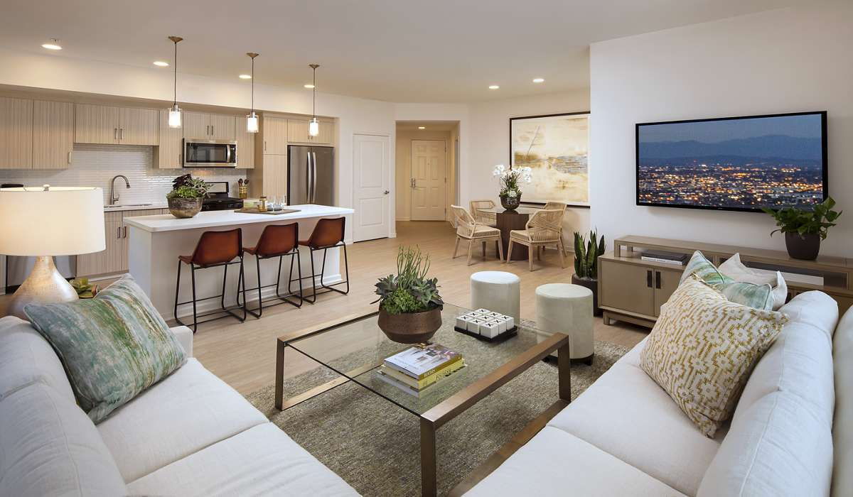 Irvine Company Apartment Communities in California for Rent