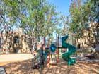 Exterior view of playground at San Marino Villa Apartment Communities in Irvine, CA.