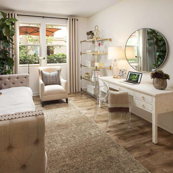 Furnished Apartments - Irvine Company Apartments
