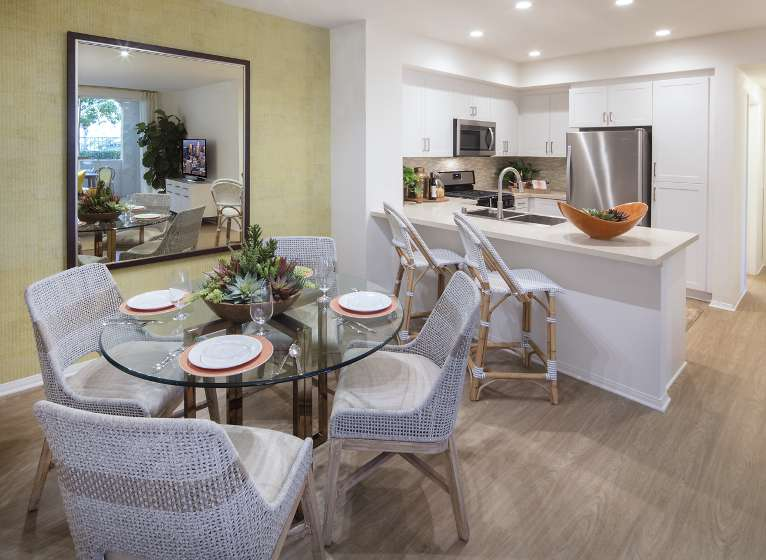 Turtle Ridge Apartments In Newport Beach