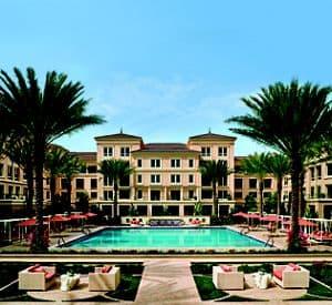 Villas Fashion Island in Newport Beach , 1 , 3 Bedroom \u0026 Studios