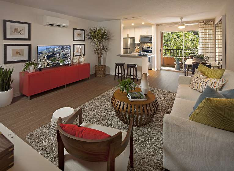 Harborview Apartments In Downtown San Diego For Rent