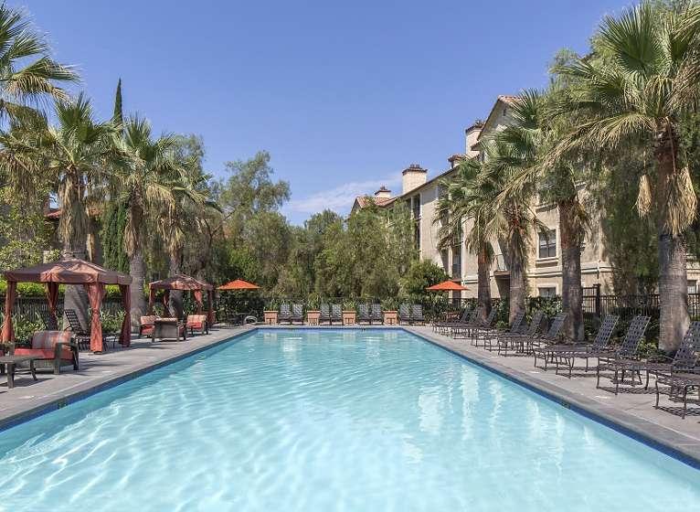 Monte Vista Apartments In Mission Valley Ca Irvine Company