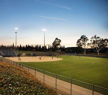 Bill Barber Baseball Field