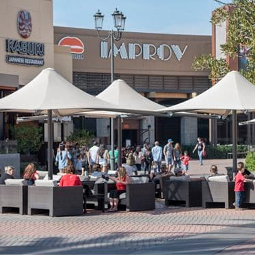 Irvine Spectrum Center Improv