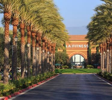 LA Fitness Center near Woodbury Court Apartment Homes in Irvine, CA