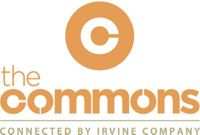 The Commons logo by Irvine Company