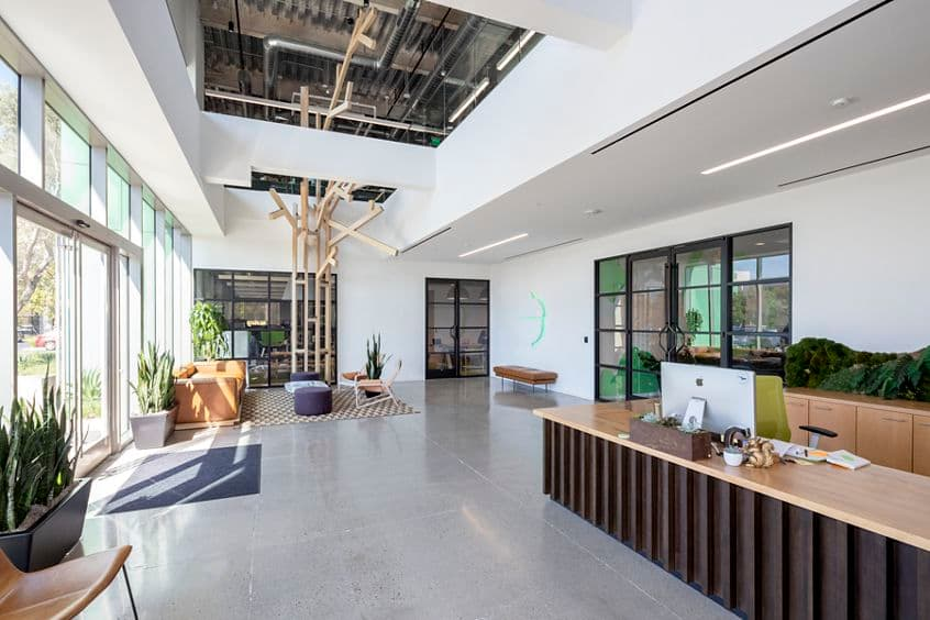 Customer suite photography of Acorns at UCI Research Park - 5300 California, in Irvine, CA
