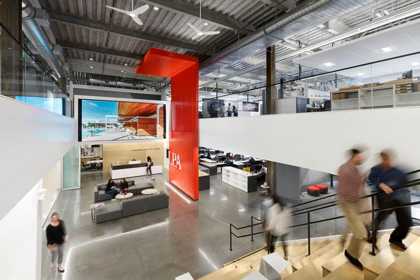 Customer Suite Photography of LPA at 5301 California Ave, Irvine, Ca, UCI RP, University Research Park
