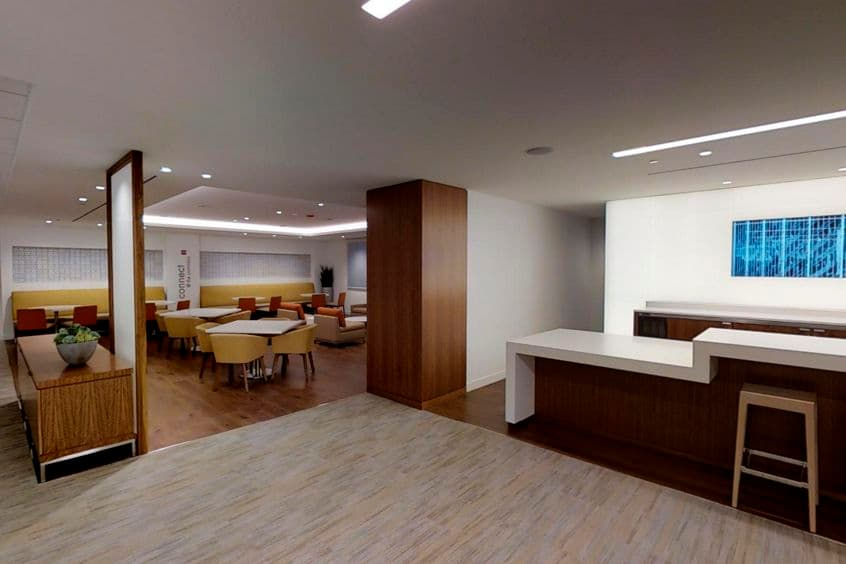 Thumbnail image for 360 tour at The Commons One North Wacker.