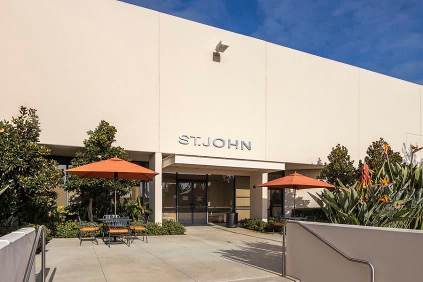 Exterior view of 17421 Derian in Irvine, CA.