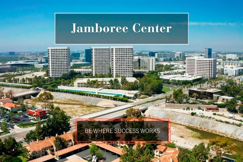 Preview image for the video showcasing Jamboree Center in Irvine, CA
