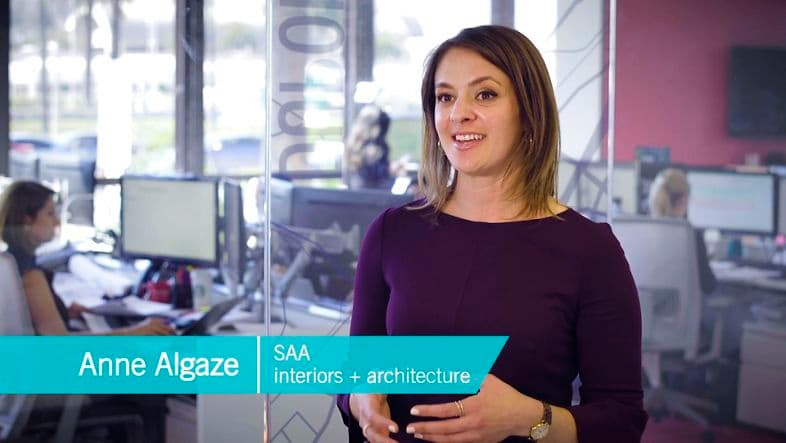Video testimonial preview for The Launch featuring Anne Algaze from SAA Interiors located in Irvine, CA.