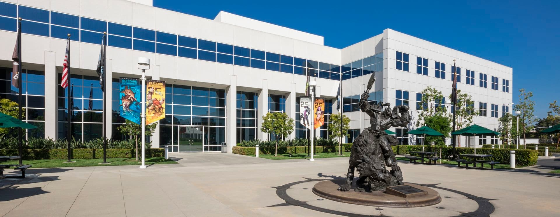 Building hero image of 16215 Alton Parkway, Blizzard Entertainment, Irvine, Ca