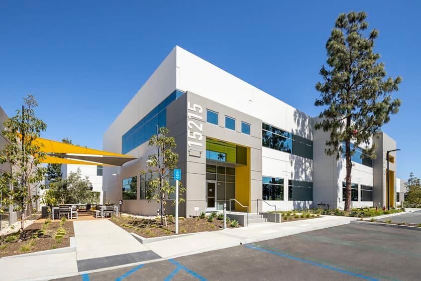 Building hero photography Alton Plaza - 15215 Alton Parkway in Irvine, CA