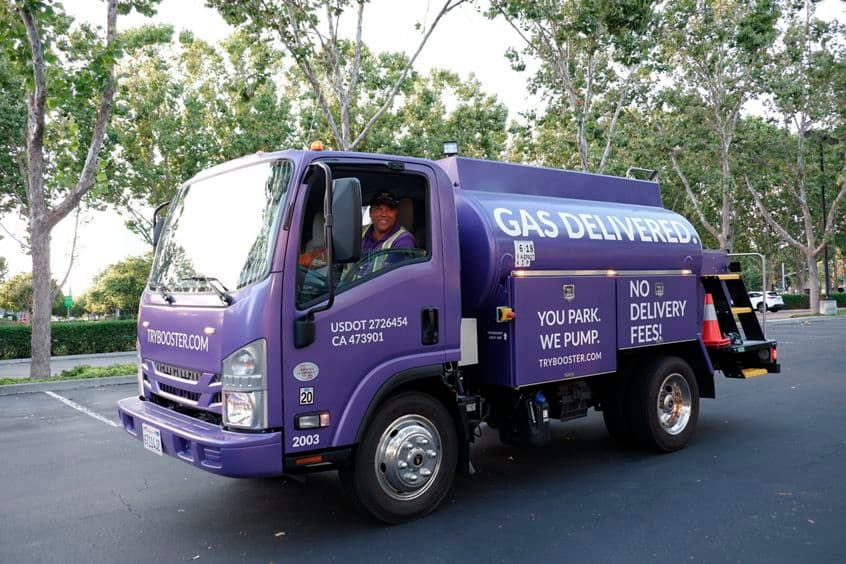 Booster services for Discovery Park in Irvine, CA