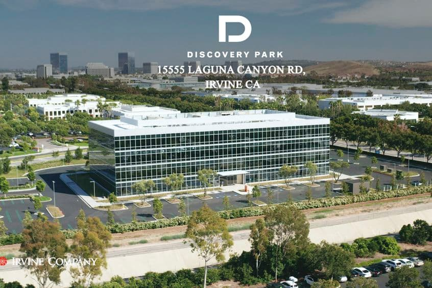 Video still image of 15555 Laguna Canyon Road, Suite 100 at Discovery Park in Irvine, CA