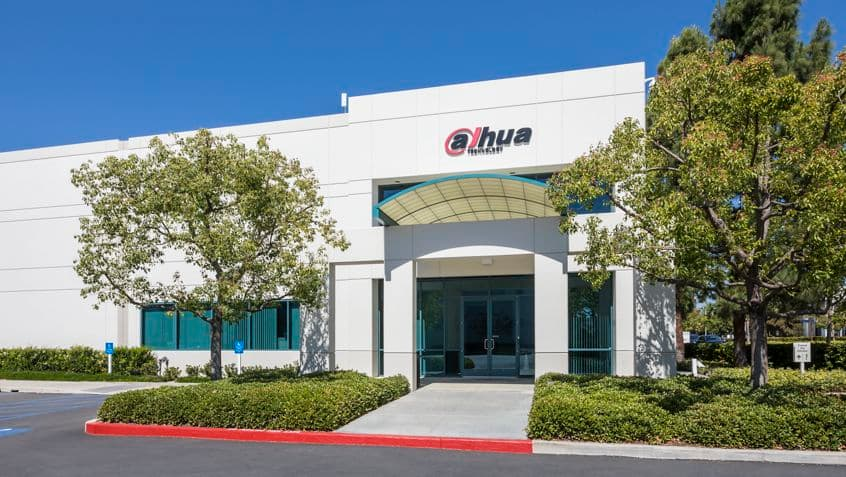 Exterior view of 23 Hubble Drive at Hubble Industrial Park.