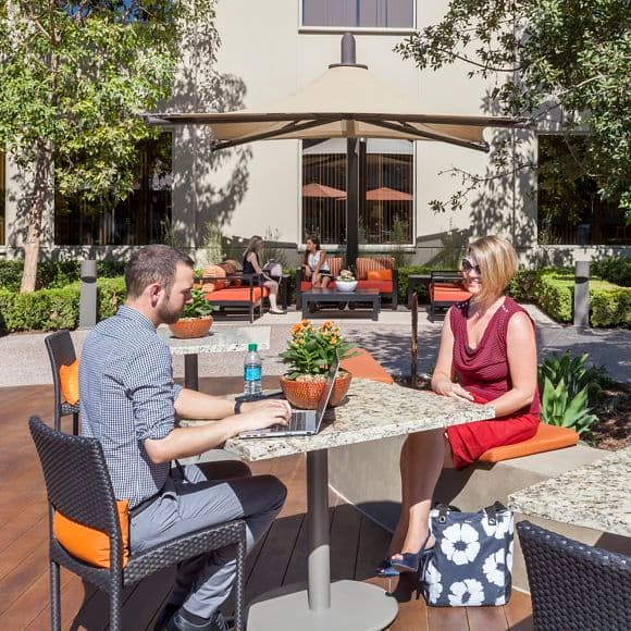 Irvine Business Center Commons