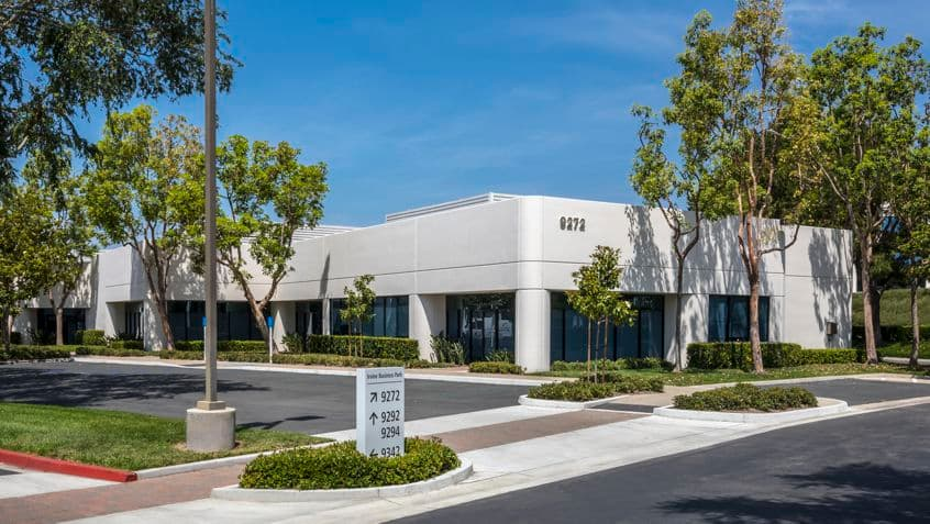 Building hero image of 9272 Jeronimo Road at Irvine Business Park, Irvine, Ca