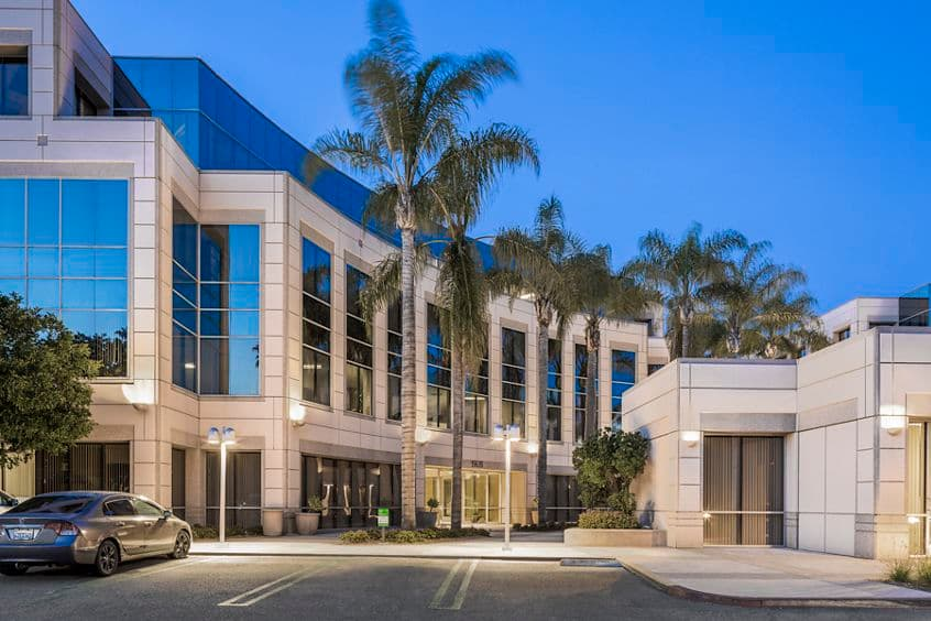 Building hero photography of Spectrum Court - 15635 Alton Parkway in Irvine, C
