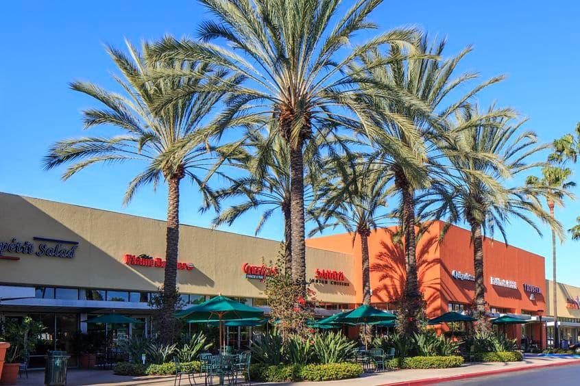 Sand Canyon Plaza