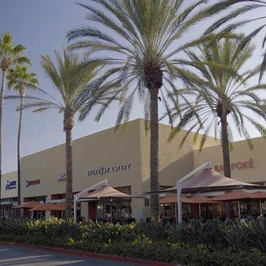 Exterior view of Sand Canyon Business Center in Irvine, CA.