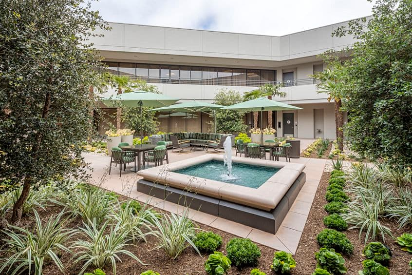 After reinvestment photography of Corporate Plaza - 23 Corporate Plaza in Newport Beach, CA