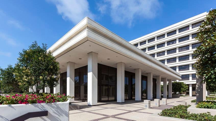 Pacific Financial Plaza