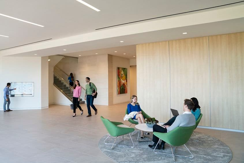 Lifestyle lobby photography of UCI Research Park - 5301 California Ave, Irvine, CA