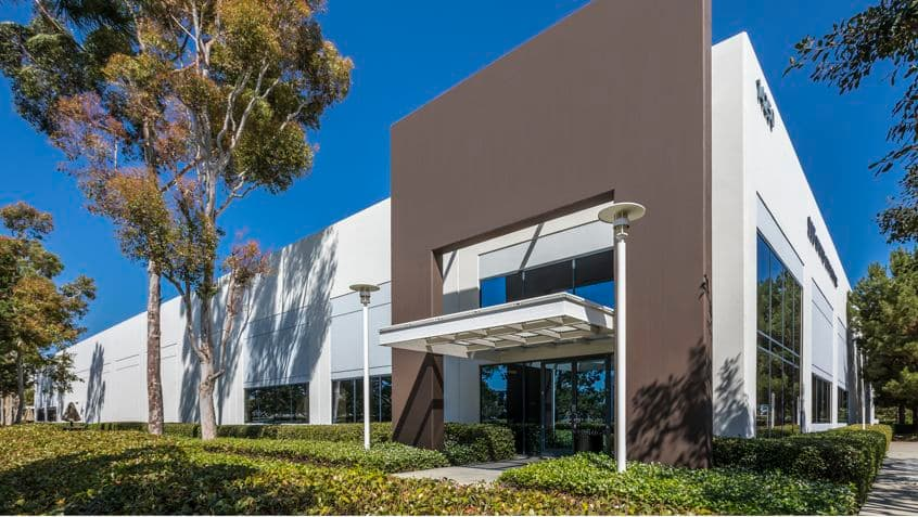 Building hero image of 14250 Myford Road at Jamboree Business Park, Irvine, Ca