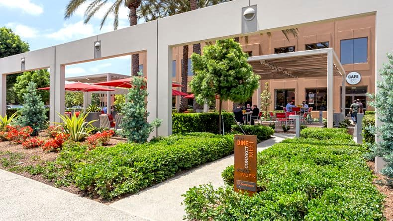 Photography of The Commons at Market Place Center, Irvine, CA