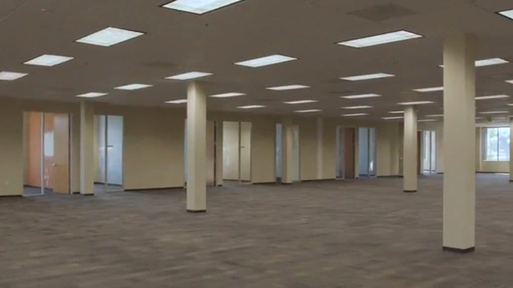 Virtual tour of 310 Commerce, Suite 100 at Market Place Center in Irvine, CA.