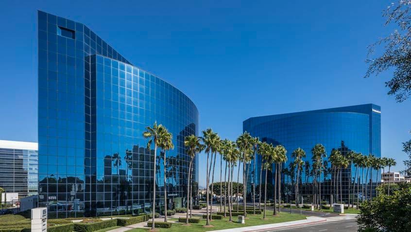 Building hero image of La Jolla Center.  9255 Towne Center Drive and 4660 La Jolla Village Drive, San Diego, Ca