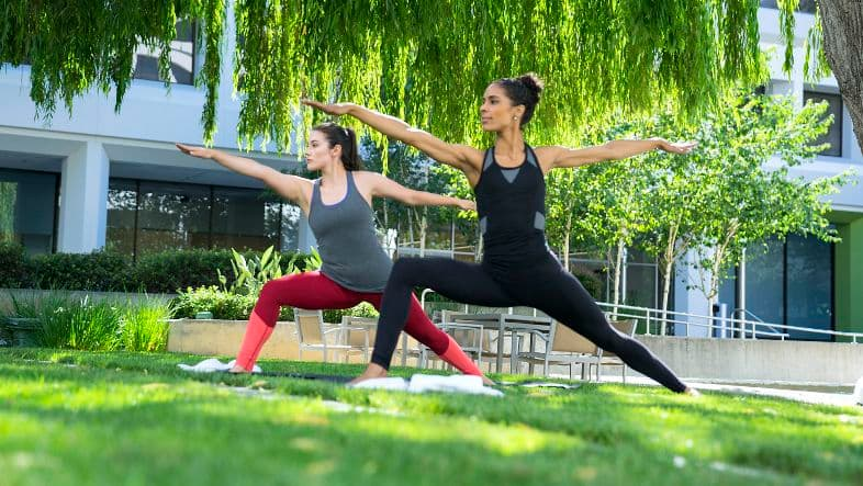 Lifestyle photography of KINETIC at Silicon Valley Center, San Jose, CA