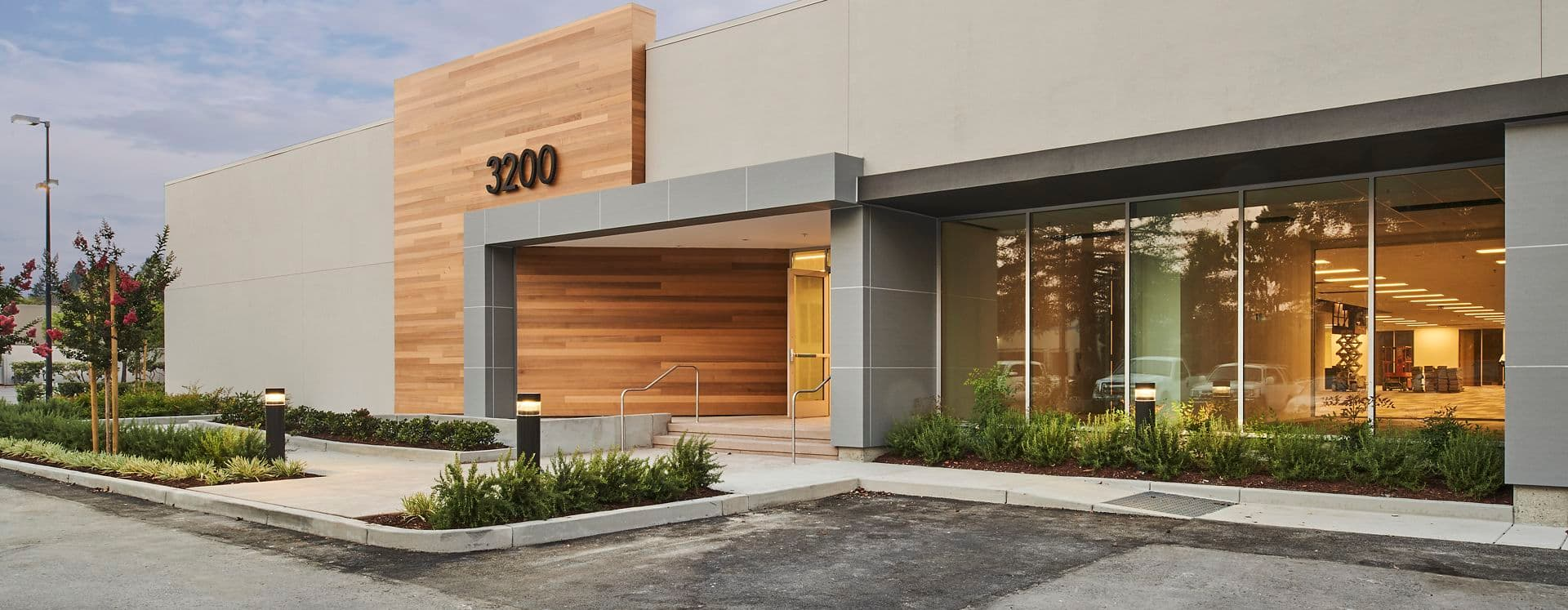 Exterior view of 3200 Coronado Drive at Coronado Park @ The Square.