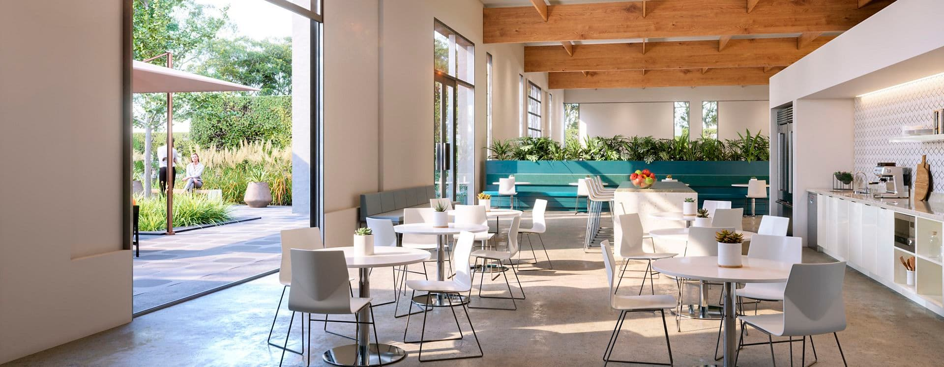 Break Room for 305 Mathilda located in Silicon Valley, CA