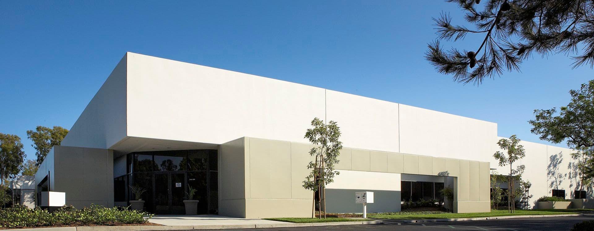 General views of 2802 Kelvin Office building. RMA Photography 2009.